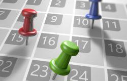 Calendar-With-Thumbtacks